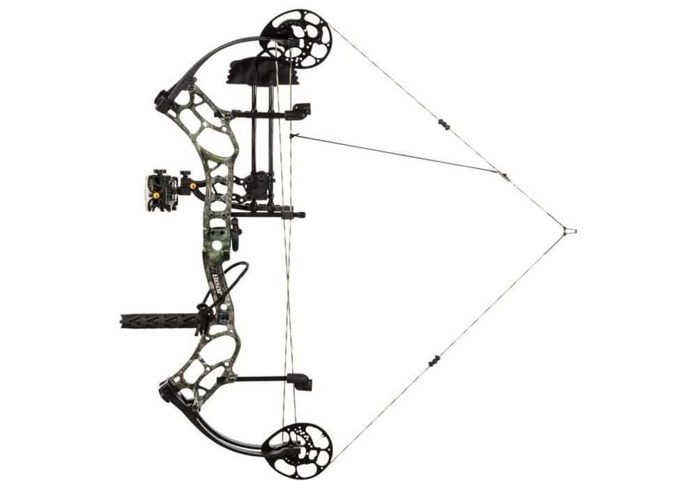 Bear Archery 2018 Approach RTH Compound Bow