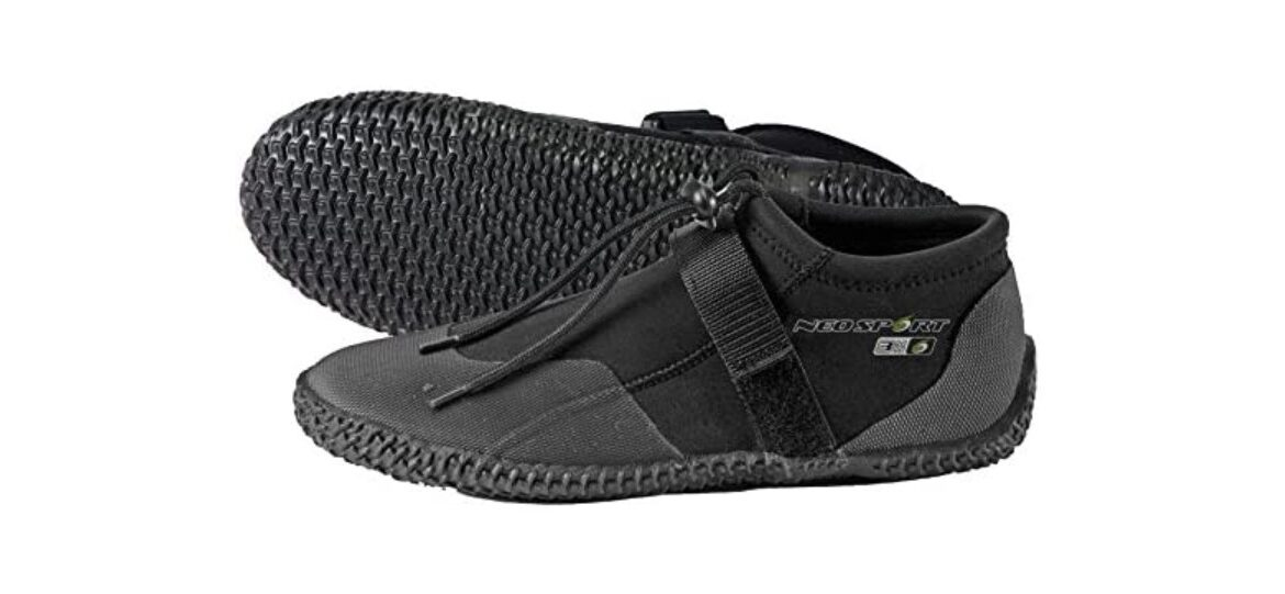 NeoSport Wetsuits Paddle Low Top Boots